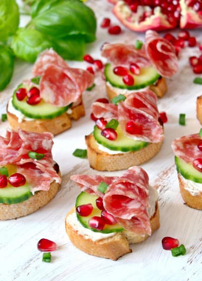 Krosse Canapes