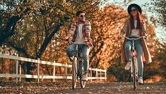 Die schönsten Aktivitäten im Herbst